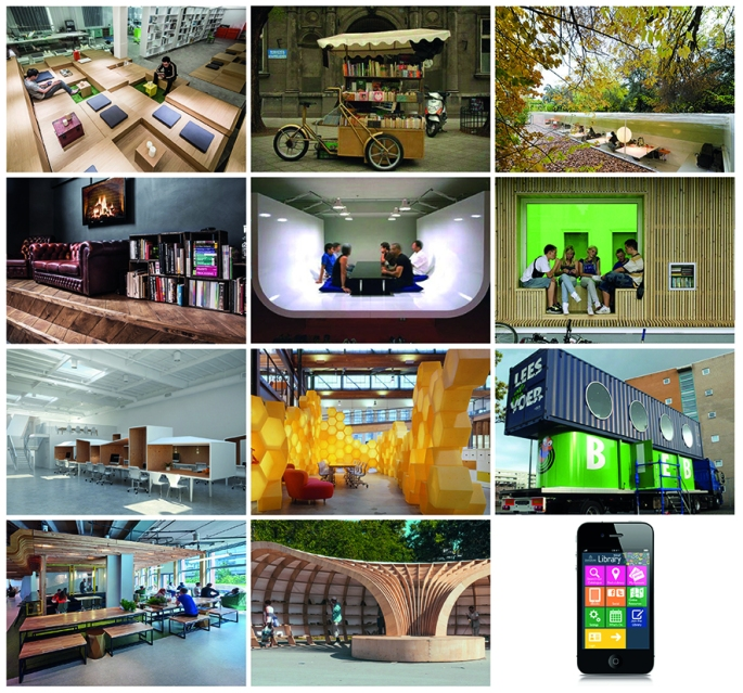 Story 4 Future UoW Library Montage